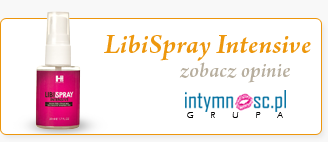 LibiSpray Intensive - opinie